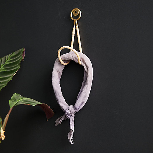 View larger image of Wrapped Iron Wall Hook