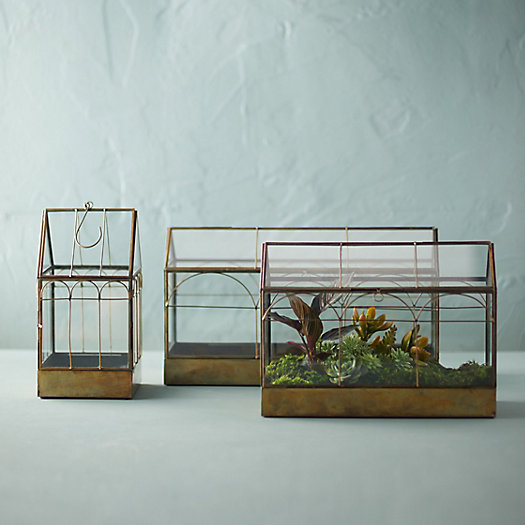 View larger image of Brass Greenhouse