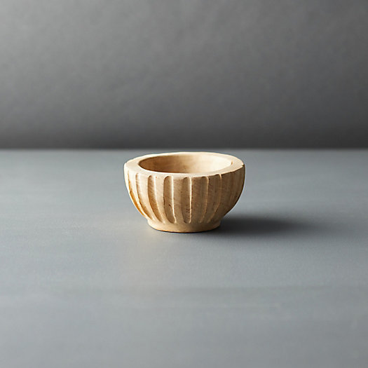 View larger image of Teak Serving Bowl, Small