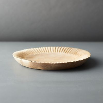 Teak Serving Platter