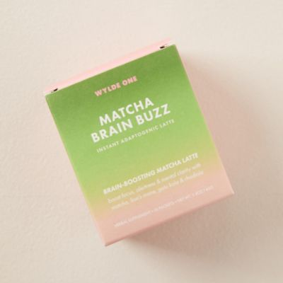 Matcha Brain Buzz Adaptogenic Latte Mix