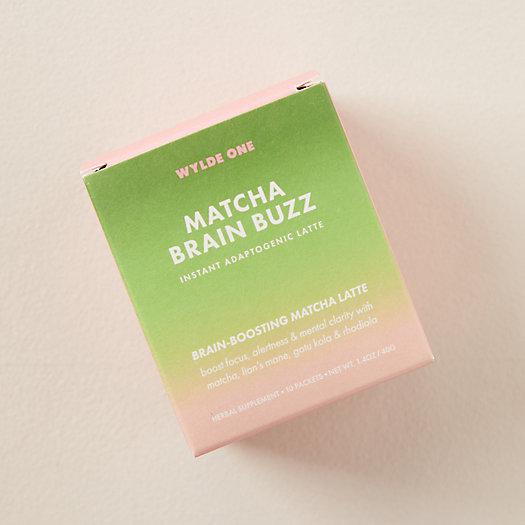 View larger image of Matcha Brain Buzz Adaptogenic Latte Mix