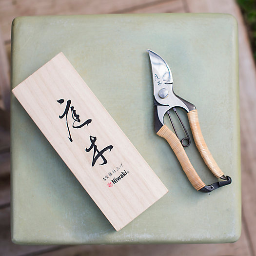 View larger image of Niwaki Bamboo Secateurs