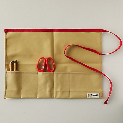 View larger image of Niwaki Cotton Canvas Tool Roll