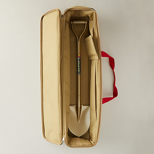 View larger image of Niwaki Golden Spade + Canvas Carrying Bag