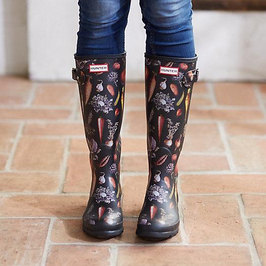 View larger image of Hunter Original Peter Rabbit Tall Wellington Boots