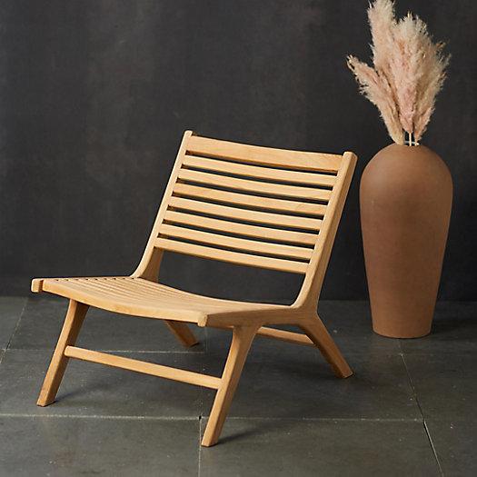 View larger image of Havana Teak Chair