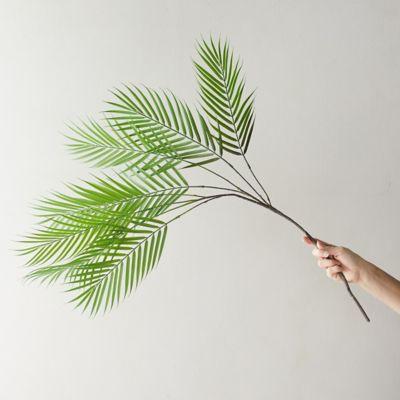 Faux Palm Leaf Spray