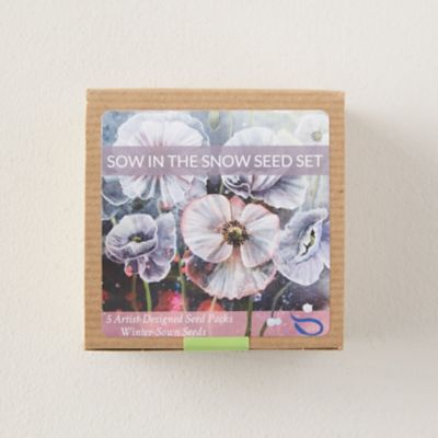Sow in the Snow Seed Set