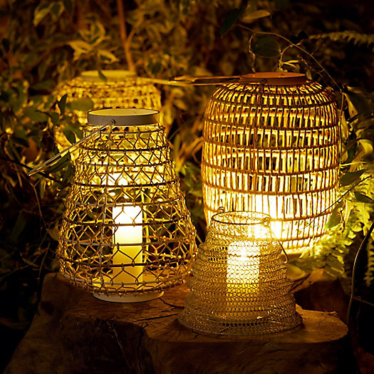 View larger image of Woven Oasis Lantern