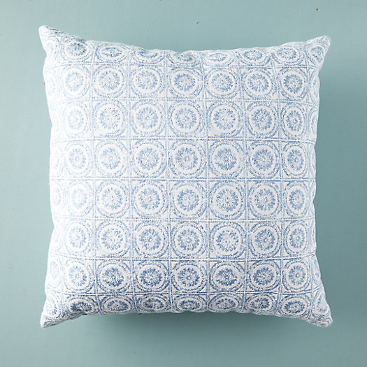 View larger image of Sky Tile Outdoor Pillow