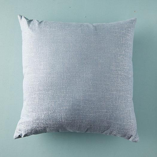 View larger image of Denim Days Outdoor Pillow