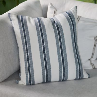 Jetstream Stripe Outdoor Pillow