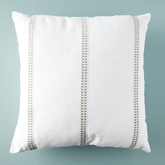 View larger image of Minimal Stripe Outdoor Pillow