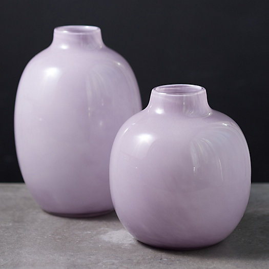 View larger image of Swirled Movement Glass Vase