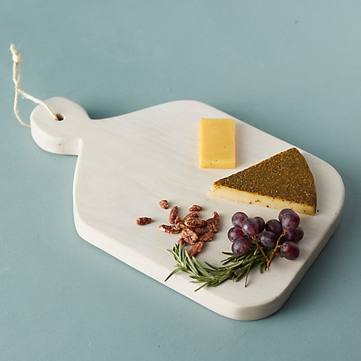 View larger image of Bleached Wood Serving Board