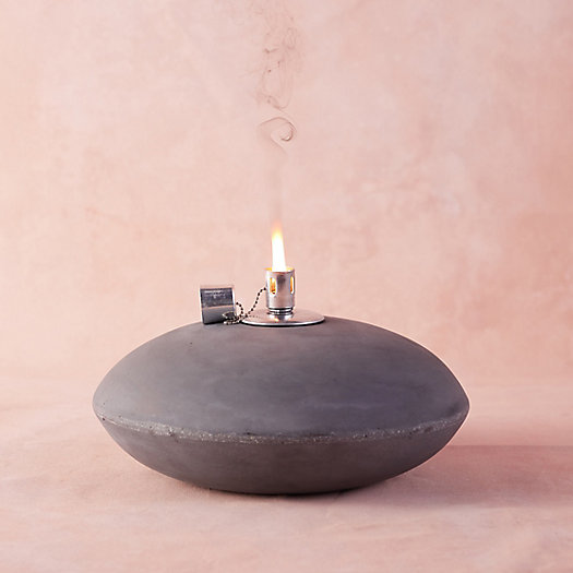View larger image of Cement Oil Lamp