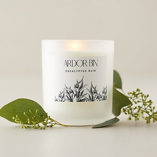 View larger image of Ardor Bin Candle, Eucalyptus Rain