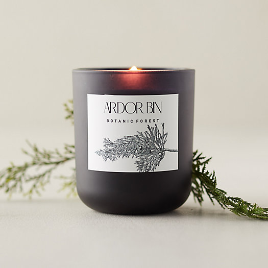 View larger image of Ardor Bin Candle, Botanic Forest