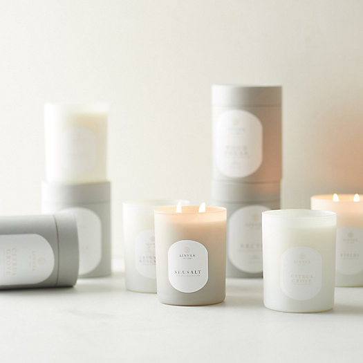 View larger image of Linnea Candle, Sea Salt