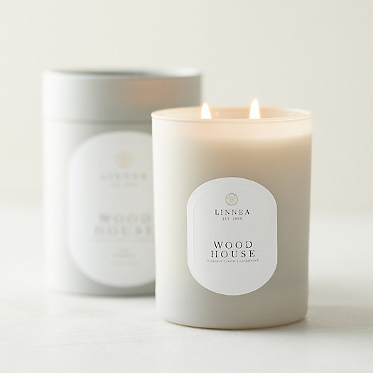 View larger image of Linnea Candle, Wood House