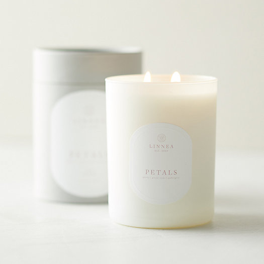 View larger image of Linnea Candle, Petals