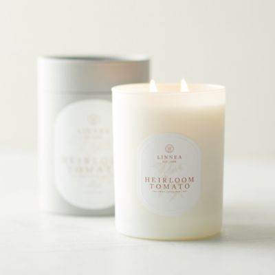Linnea Candle, Heirloom Tomato