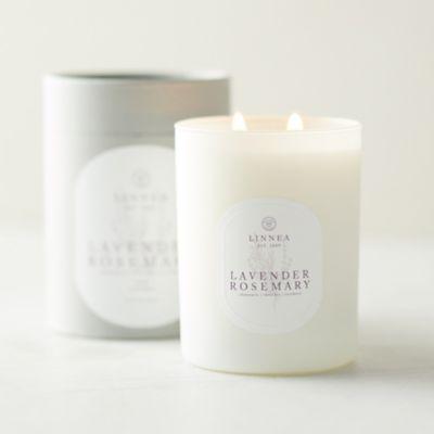 Linnea Candle, Lavender Rosemary