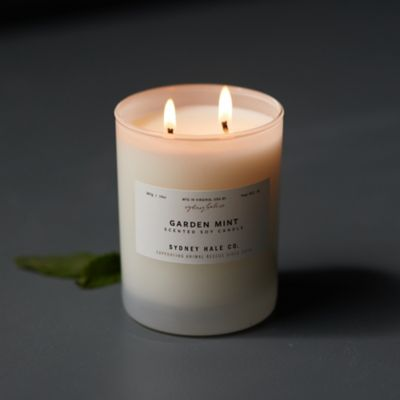 Sydney Hale Candle, Garden Mint