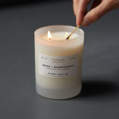 Sydney Hale Candle, Agave + Honeysuckle
