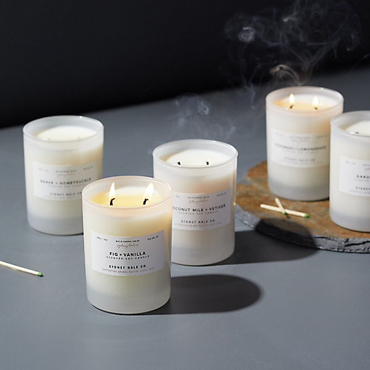 View larger image of Sydney Hale Candle, Fig + Vanilla