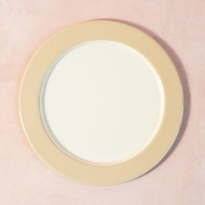 Color Drop Enamel Plate, Extra Large
