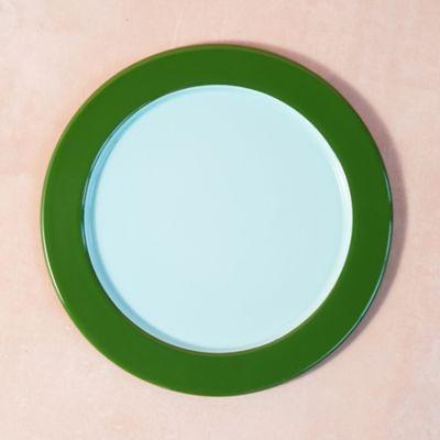 Color Drop Enamel Plate, Extra Large