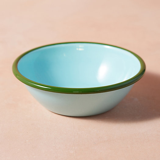 View larger image of Color Drop Enamel Pasta Bowl
