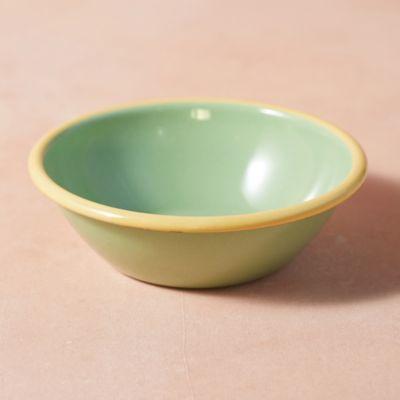 Color Drop Enamel Pasta Bowl