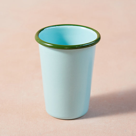 View larger image of Color Drop Enamel Tumbler