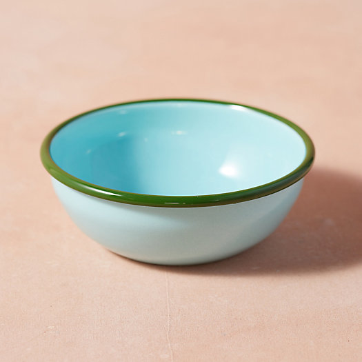 View larger image of Color Drop Enamel Cereal Bowl