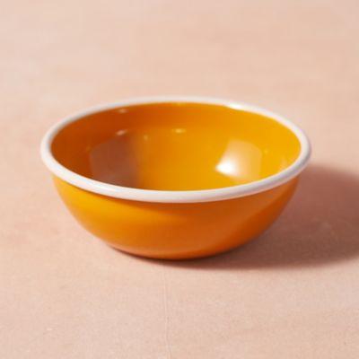 Color Drop Enamel Cereal Bowl