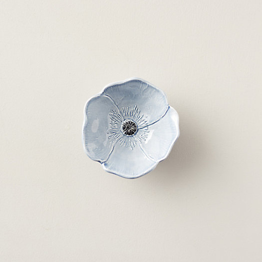 """View larger image of Blue Poppy Bowl, 6"""""""