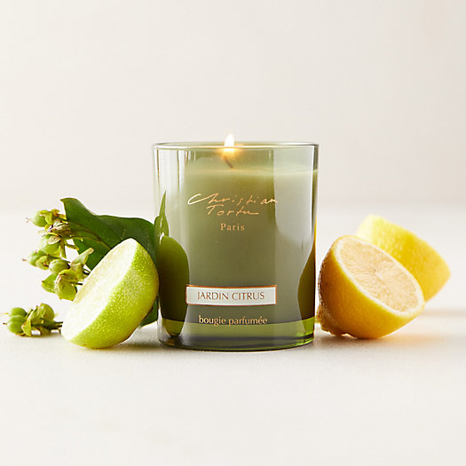 View larger image of Christian Tortu Candle, Garden Citrus