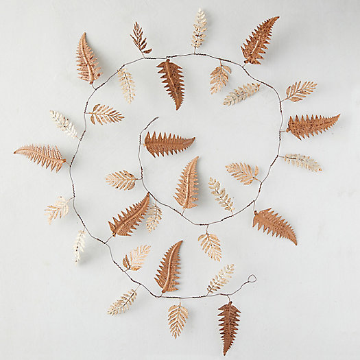 View larger image of Fern Leaf Iron Garland