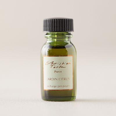 Christian Tortu Refresher Oil, Garden Citrus