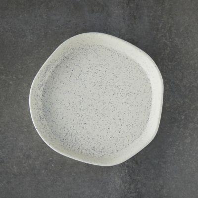 Speckled Ceramic Plant Tray, Medium