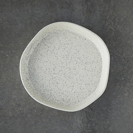 View larger image of Speckled Ceramic Plant Tray, Medium