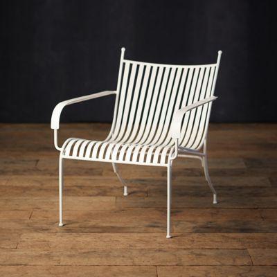 Arcadia Steel Chair