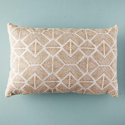 View larger image of Geo Desert Sands Outdoor Pillow