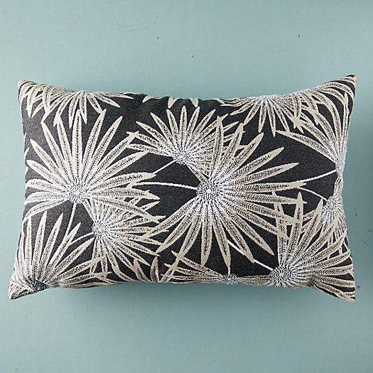 View larger image of Tropical Palm Outdoor Pillow