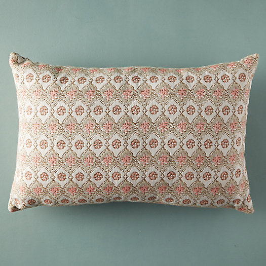 View larger image of Coral Drop Outdoor Pillow