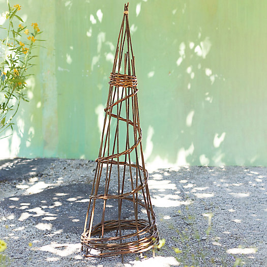 View larger image of Willow Garden Obelisk