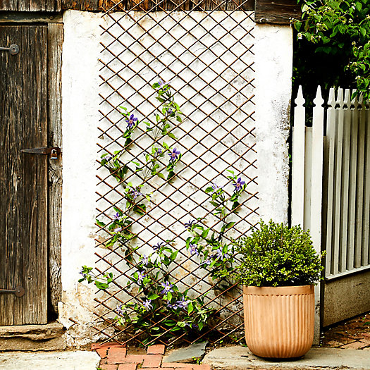 View larger image of Expandable Willow Diamond Fence
